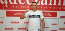 Rozmowa dnia: Robert Ruchała kocha MMA. Marzy, aby być najlepszym
