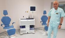 Remont oddziału otolaryngologicznego w sądeckim szpitalu zakończony, fot. Iga Michalec