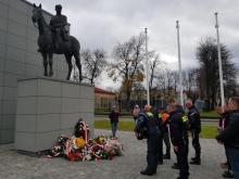 101 kilometrów na stalowych rumakach w 101 rocznicę odzyskania niepodległości
