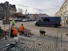 Ulica Wąska, kończy się remont, fot. Iga Michalec
