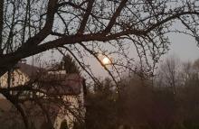 Taka ładna wiosna, ale nocami przymrozi na Sądecczyźnie, że aż strach