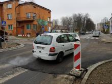 Uwaga Nowy Sącz, ten fragment ulicy Żółkiewskiego jest zamknięty