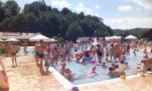 baseny w Muszynie
