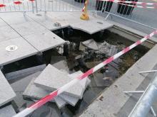 Nowy Sącz: fontanna w Parku Strzeleckim zniszczona. Zdjęcia mówią wszystko!
