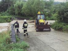 Podegrodzie: Dlaczego za straty powodziowe winią tu nową państwową spółkę?