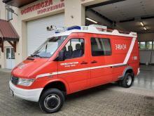 Strażacy z OSP Korzenna Centrum mają nowy wóz! Zaglądamy do środka