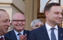 Andrzej Duda, Ryszard Nowak