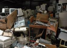 Podegrodzie: za dużo gratów, gmina odwołuje zbiórkę odpadów wielkogabarytowych