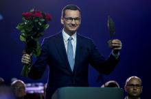 Premier Mateusz Morawiecki Człowiekiem Roku Forum Ekonomicznego