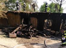 Dwa pożary w jednej miejscowości w ciągu czterech dni.Czy to sprawka podpalacza?