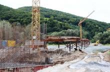 Co to za most budują na Dunajcu? [ZDJĘCIA]