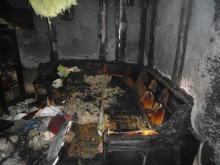 Wybuch gazu w Muszynie, fot. PSP w Nowym Sączu