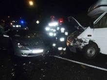 Kolejne ofiary wąskiego gardła w Piwnicznej! Zderzyły się trzy auta. Kiedy przebudowa drogi?