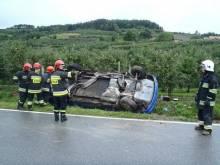 wypadek busa w