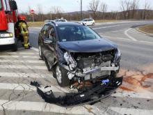 Przeklęte skrzyżowanie czy nieudolni kierowcy? Kolejna kolizja na 1 Brygady