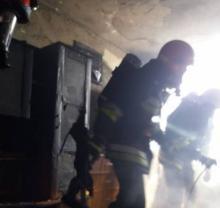 Uratował kobietę z płonącego mieszkania a miał tylko remontować elewację jej bloku!