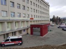 Szpital w Nowym Sączu, fot. Iga Michalec