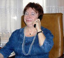 Maria Sosin: Jestem małego wzrostu, a pełno mnie wszędzie