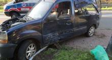 Wypadek w Muszynie. Dwie potrącone dziewczynki