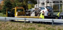 Tragiczny wypadek w Gorlicach. Uczniowie pożegnają dzisiaj zmarłych kolegów