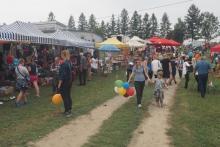 Zwierzęta, maszyny rolnicze, folklor ... Agropromocja 2018 otwarta! [ZDJĘCIA]