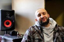 Sądecki raper Arkadio wygrywa i przegrywa w życiu z czego rodzą się płyty