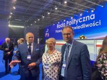 Arkadiusz Mularczyk: Komisja Europejska i TSUE próbują ingerować w ustrój Polski