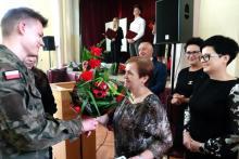 Zmiana warty w szkole w Marcinkowicach
