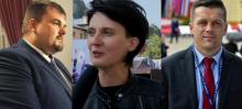 Patryk Wicher, Urszula Nowogórska i Wiktor Durlak odchodzą z samorządu