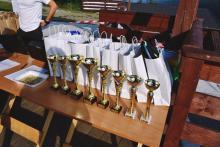 Bieg o Puchar Wójta Gminy Kamionka Wielka