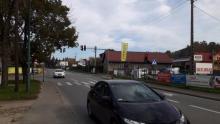 Skrzyżowanie w Biegonicach zagraża mieszkańcom