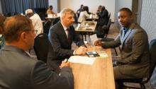 Tego jeszcze nie było. Biznesmeni z Senegalu chcą robić interesy w Nowym Sączu