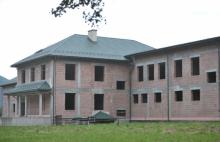 budynek szkoły w Nawojowej
