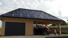 Ceny energii wciąż rosną. Dobre wyjście to własne źródło energii - instalacja fotowoltaiczna.