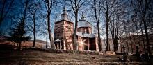 Cerkiew w Muszynie-Złockiem