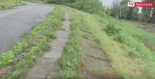 Archeolodzy poszukiwani! Dlaczego chodniki w mieście znikają? [WIDEO]