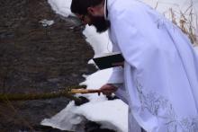 Blechnarka, Święto Jordanu, Święto Chrztu Pańskiego