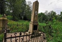 Cmentarz łemkowski w Łabowej