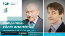 Czwartkowe Forum SGH z Ryszardem Florkiem