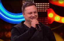 Daniel Lizoń z Wojnarowej zaśpiewał w