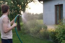 Posucha w wodociągu? Apel o ograniczenie w zużyciu wody w Podegrodziu