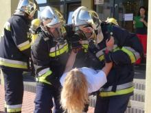 Ćwiczenia ratownicze Fala 2019