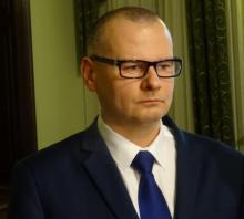 Marcin Poręba, fot. Iga Michalec