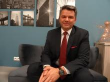 Profesor Dariusz Dudek, fot. Iga Michalec