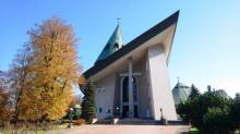 Przez szturm na świętą Ritę Biały Klasztor nie będzie już zwykłym kościołem