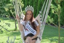 Klaudia wygrała konkurs piękności. Teraz marzy, aby służyć w brytyjskiej armii