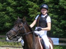 Zawody jeździeckie w Nowym Sączu, fot. Justyna Hejmej