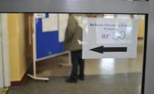 głosowanie w wyborach samorządowych 2018 Nowy Sącz