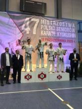 Sądeczanin Grzegorz Kędzierski Mistrzem Polski w Karate Kyokushin!