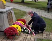 Kameralne obchody święta odzyskania niepodległości w Łososinie Dolnej